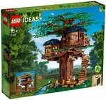 LEGO Ideas Tree House 21318 Playset $153.99 Delivered @ Amazon AU