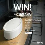 Win a Yamaha WX-051 MusicCast 50 Wireless Speaker (White) Worth $699 from Selby