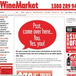 $30 off at WineMarket