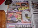 "Sharp 32"" LCD TV $596 (Brisbane area) Boxing Day Sale"