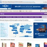 50% off All Lonely Planet Print and Digital Titles