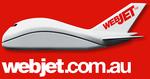 Webjet Domestic Flight Sale (Selected Destinations)