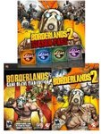 [STEAM] Borderlands 1 GOTY + 2 (Season Pass DLC) $21.99