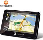 Navig8r GPS-C50 12.7cm (5'') Widescreen GPS $59.95 + Delivery
