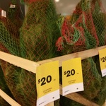 $20 Christmas Tree at Woolworths (Doncaster VIC) Stands $10