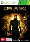 Deus: Ex Human Revolution Xbox360/PS3 $9.00 @ EBGames