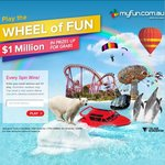 MyFun.com.au - Various Discounts ($10+) / Other - Every Entry Receives Something