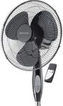 40cm Heller Remote Controlled Pedestal Fan - $15 - From Officeworks