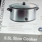 Home Collection 6.5l Slow Cooker $9.99 (Save $30) Woolworths Unley SA
