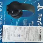 Sony PlayStation Wireless Stereo Headset 2.0 (Aka PlayStation Gold Headset) at DSE for $103.96