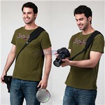 Decompression Camera Shoulder Strap for Cameras @Meritline USD$9.80 Shipped + More Specials!