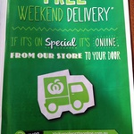 Free Weekend Delivery Until Sunday 10th August at Woolworths Online