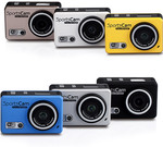 F39 CMOS 5.0 MP 1080P Waterproof Wi-Fi Action Sports Camera USD $64.99 (Five Colors) @GeekBuying
