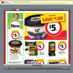 Mainland Buttersoft 100% Pure Spreadable Butter 375g $4.50 ($12/kg = 2nd Cheapest Ever) @ Coles