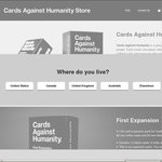 Cards Against Humanity Aus Store, Aus Edition $30, Expansion $12 Each + Free Shipping on $40+