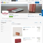 20% off Selected Toffee Products + Free Shipping via eBay (Toffee Cases)