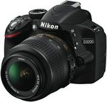 Nikon D3200 SLK $359, George Foreman Mix & Go $23.95 + More @ The Good Guys eBay