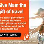 Buy Any Jetstar Voucher, Get Another 10% FREE (eg Buy $200, Get $20 Free)