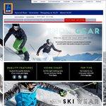 Annual ALDI Snow Gear Sale - Saturday 16 May, from $3.99