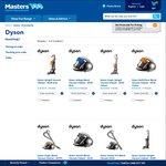Dyson Sale - DC37C Origin Barrel $399 (Save $149) Plus More @ Masters Home Improvement