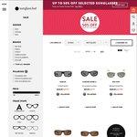 Sunglass Hut up to 50% Sale - Free Shipping