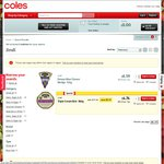 50% off: Jindi Cheese $4.69, McVitie's Biscuits $2.15, Squeaky Gate EVOO $5.47 + More @ Coles