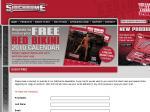 Sidchrome 18+ - Free 2010 Red Bikini Calendar