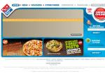 Dominos Pizza 2 for 1 Pizzas Delivered