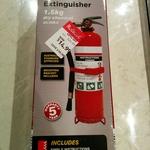 $14.99 Delta 1.5kg Dry Chemical Powder Fire Extinguisher @ ALDI Rosehill, NSW