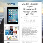 Win an iPad Mini 4 64GB Wi-Fi + Smart Cover + Various Books