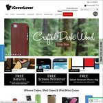 20% OFF All Products iCoverLover Unique iPhone 4/4S, 5/5S/SE, 6/6S, 6 PLUS Cases