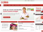 $1.94 Kettle Chips 200g (Save $1.95) + Others 50% OFF @ Coles
