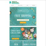 Free Shipping on All Orders at Angus & Robertson Bookworld