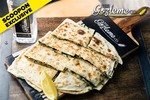 Freshly-Made Gozleme & a Bottle of Water - 14 Locations (SYD) $6 (Via Scoopon)