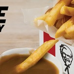 KFC Large Chips + Gravy - $2.50 National