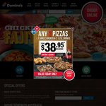b21c2e37c Free Garlic Bread (with Purchase)   Domino s Pizza (Selected Stores)