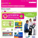 Priceline - 1/2 Price Rimmel, Colgate Advanced Whitening, 40% Off Covergirl, 30% Off Burts Bees + More
