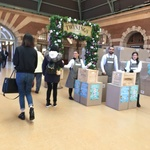 Free Cup of Twinings Tea @ Central Station (Sydney, NSW)