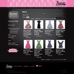 Vintage Style Dresses @ Siren Clothing - Save at Least 47% on 70+ Styles + $10 Express Post Shipping (Free over $150 Spend)