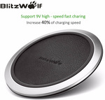 BW-FWC1 - BlitzWolf Qi Wireless Charger US $15.99 (~AU $20.17) Delivered @ Aliexpress