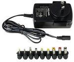 3 to 12V DC Switchable Universal Power Supply $10.25 w/ Free Shipping @ Dick Smith by Kogan eBay