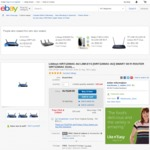 Linksys WRT1200AC-AU Dual-Band Wi-Fi Router  $103.20 Delivered from Warehouse 1 eBay