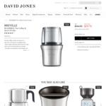 Breville BCG200BSS The Coffee & Spice Grinder $29.7 @ David Jones
