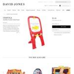 CRAYOLA Qwikflip Double Sided Easel $5 @ David Jones (Was $69.95)