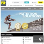 10% off All Protein Brands - Fit Nutrition Fix