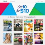 Zinio: Deals, Coupons and Vouchers - OzBargain