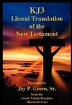 Kj3 Literal Translation of The New Testament - $28.66 Shipped @ The Book Depository