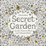 Secret Garden: an Inky Treasure Hunt and Colouring Book - $3.82 Delivered from The Book Depository (RRP $19.99)