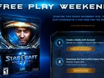 Play StarCraft 2 FREE This Weekend! [For Win & MAC!] {Approx 7GB}