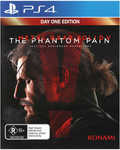 Metal Gear Solid V Phantom Pain for PS4 $10 in-Store Only at Big W